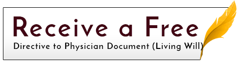 Directive to Physician Document (Living Will)